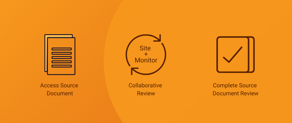 Remote Monitoring - Collaborative Review of Source Documents